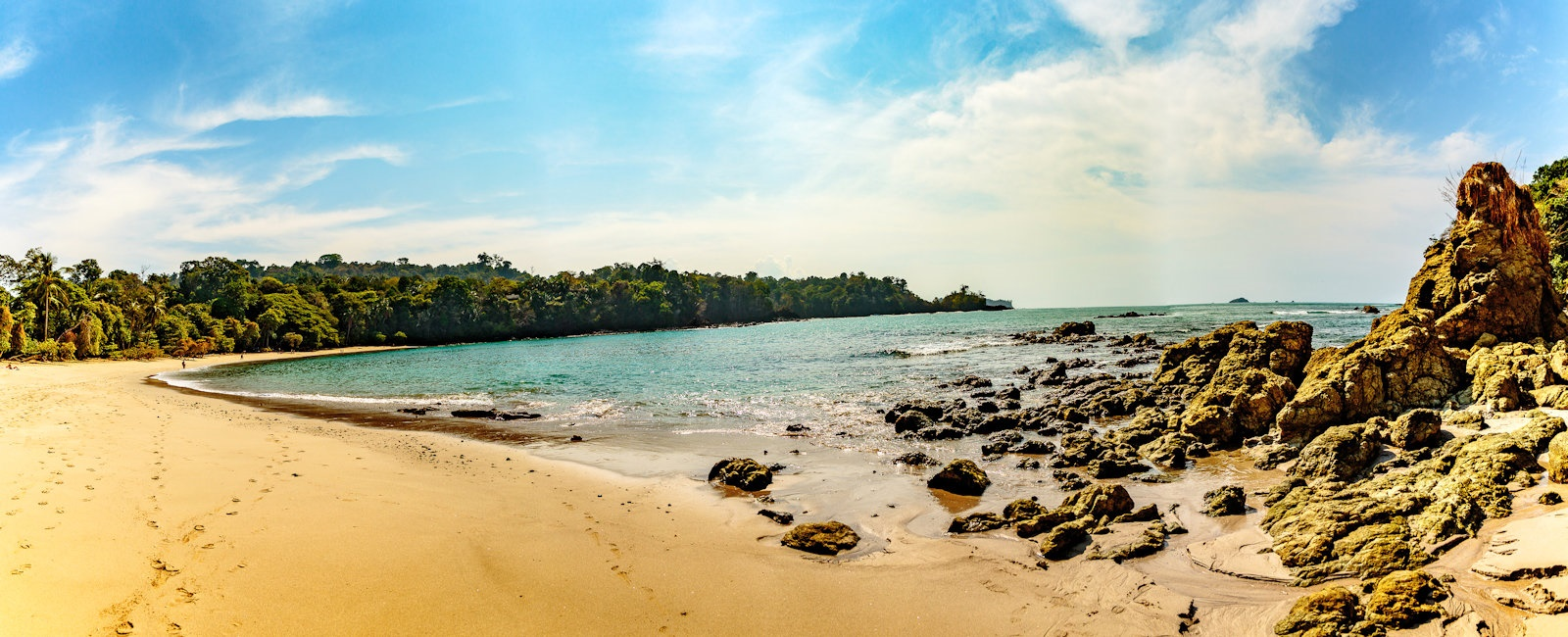 Manuel Antonio, beach