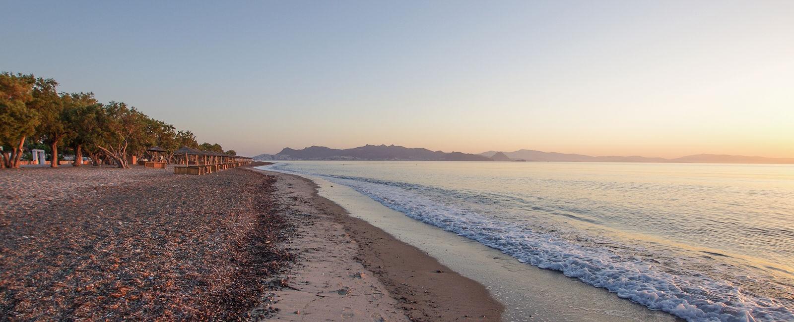 lambi beach, kos