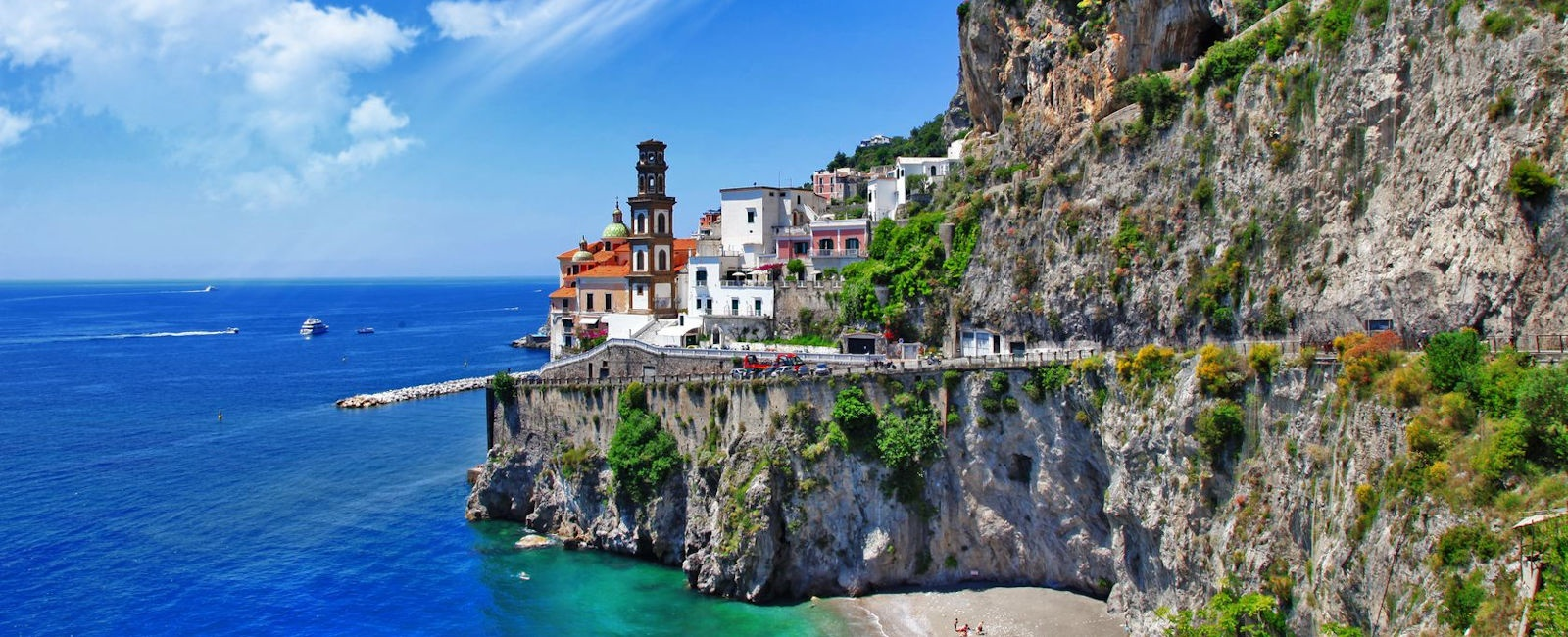 Luxury Amalfi Holidays