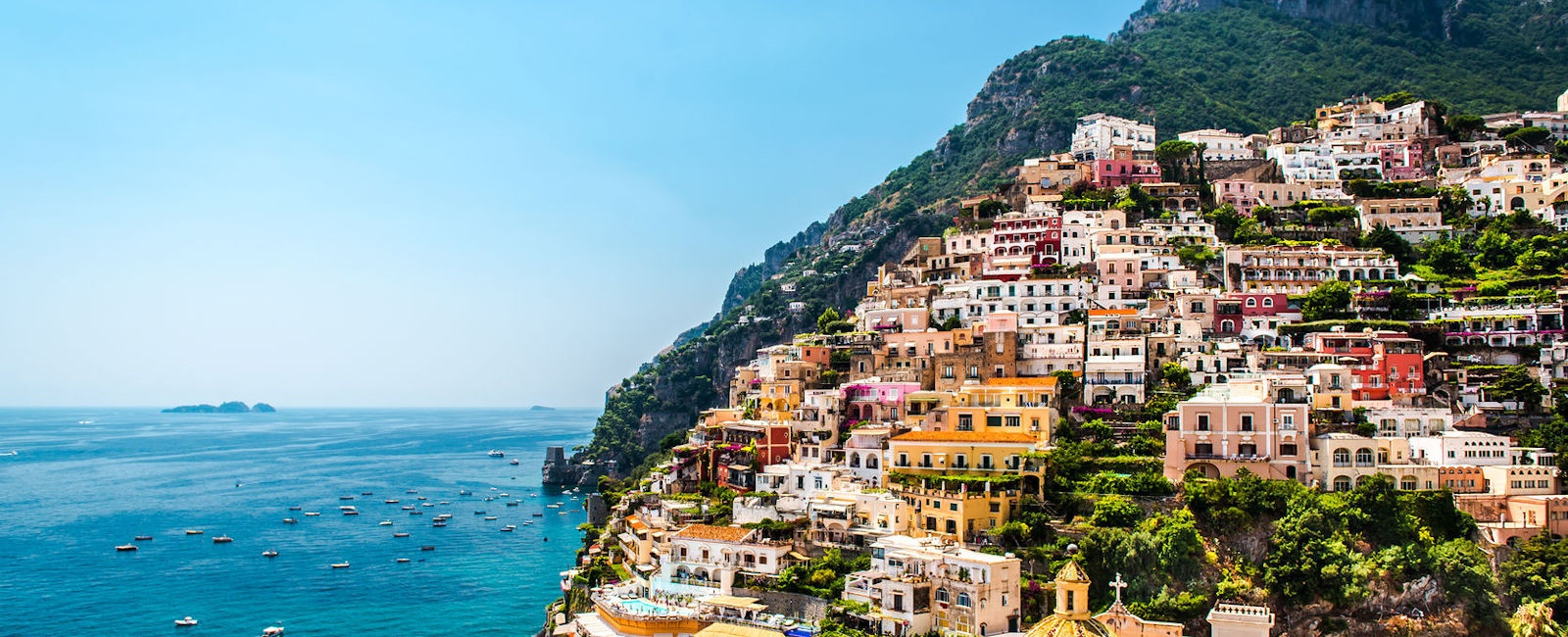 Luxury Positano Holidays