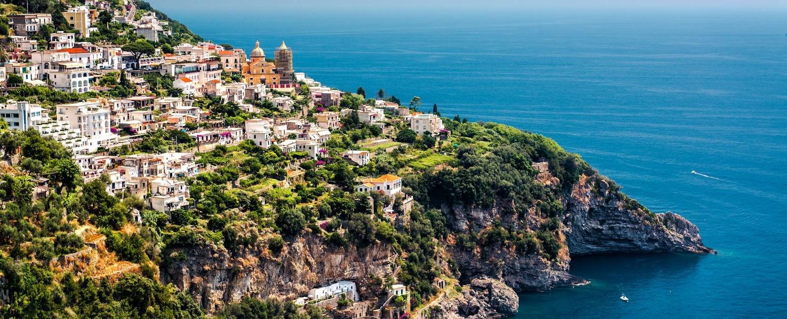 Luxury Praiano Holidays