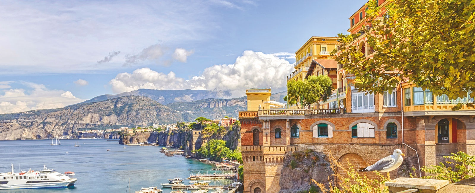 Luxury Sorrento Holidays