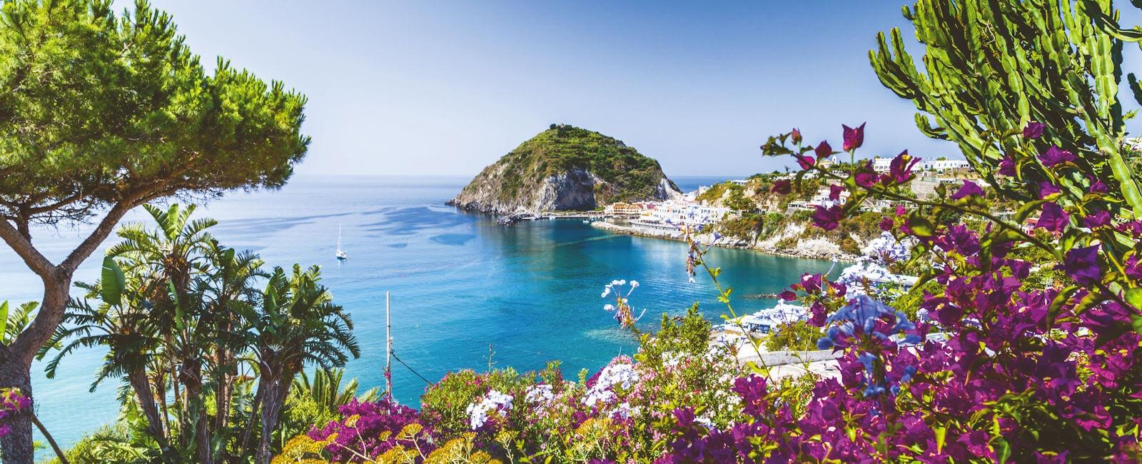 ischia holidays, italy