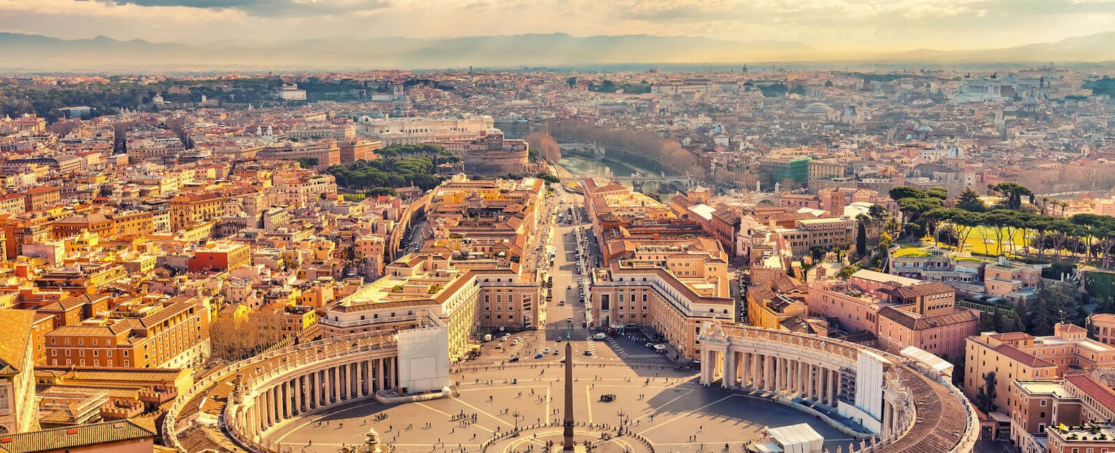 luxury rome city breaks