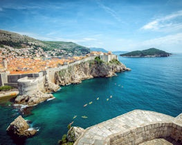 dubrovnik city break holidays
