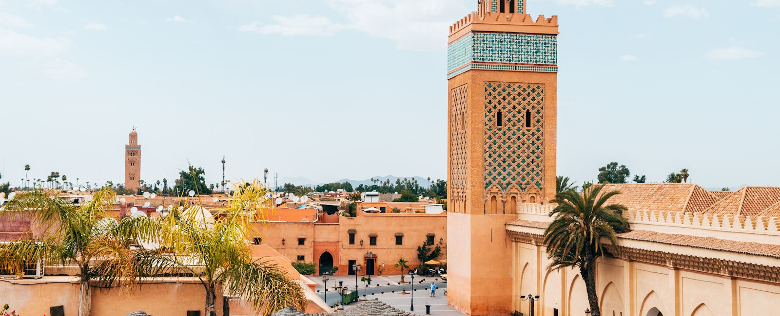 Luxury Marrakech Holidays