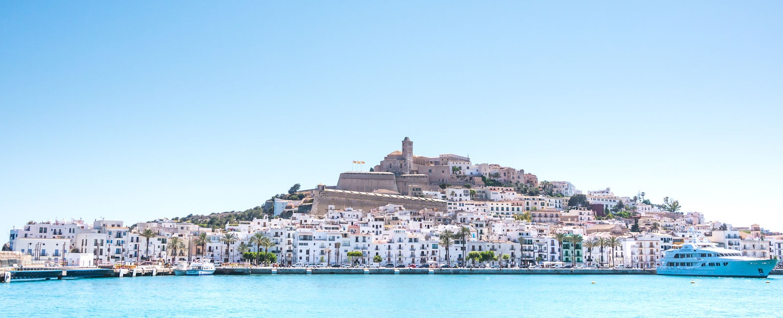 Luxury Ibiza Town Holidays