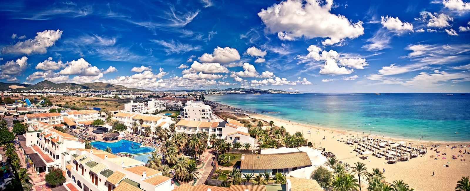 Luxury Playa d'en Bossa Holidays