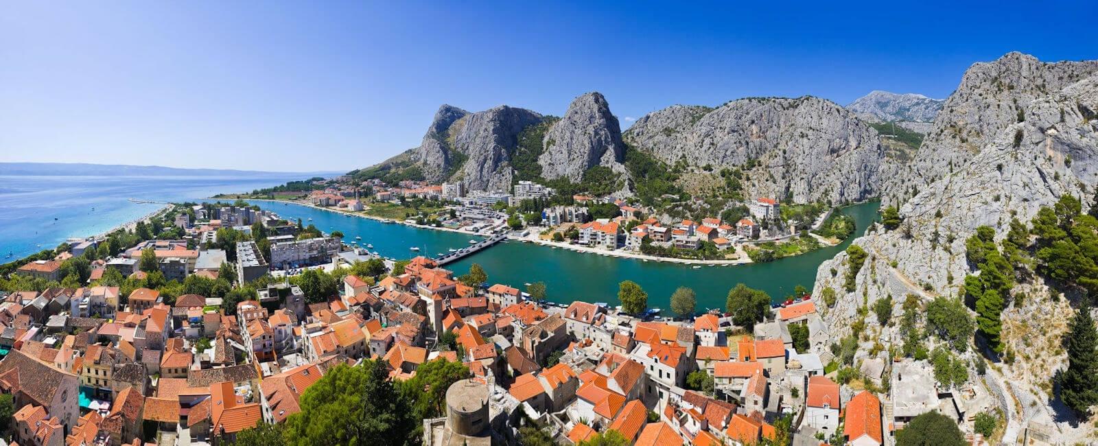omis holidays, croatia