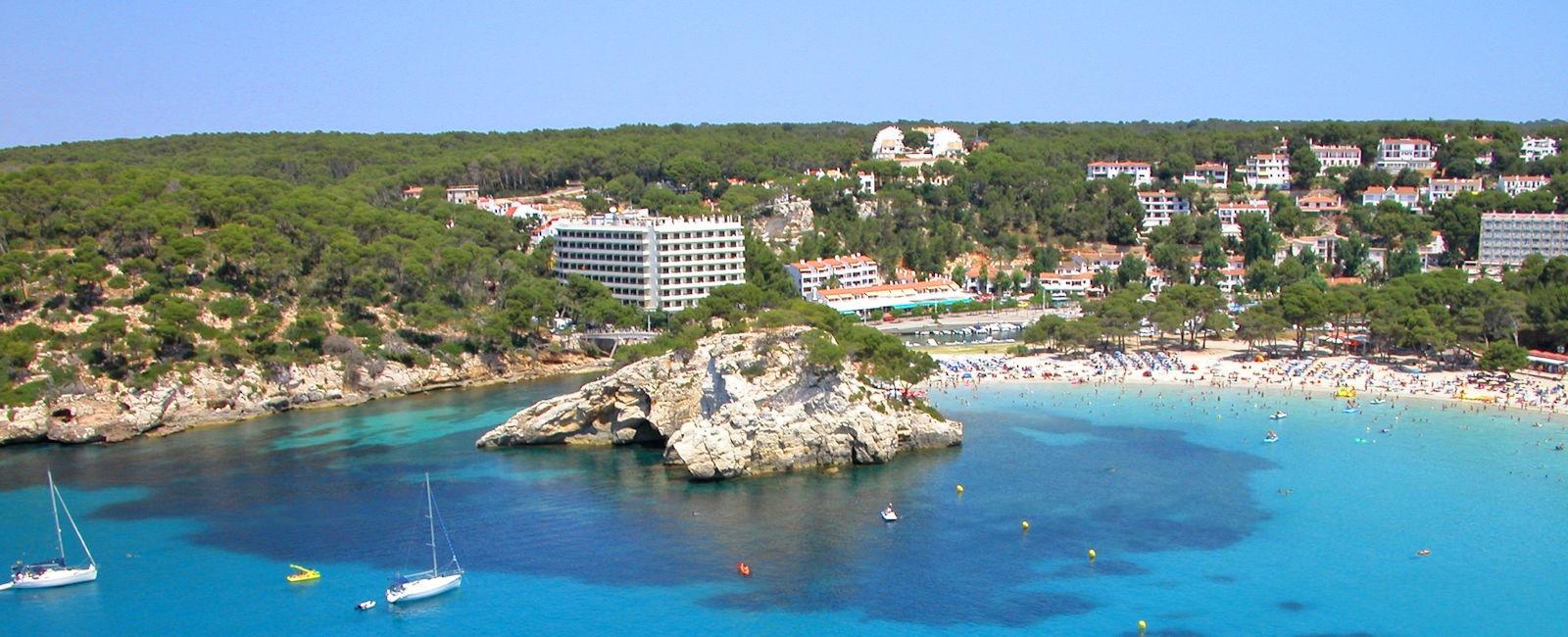 Luxury Cala Galdana Holidays
