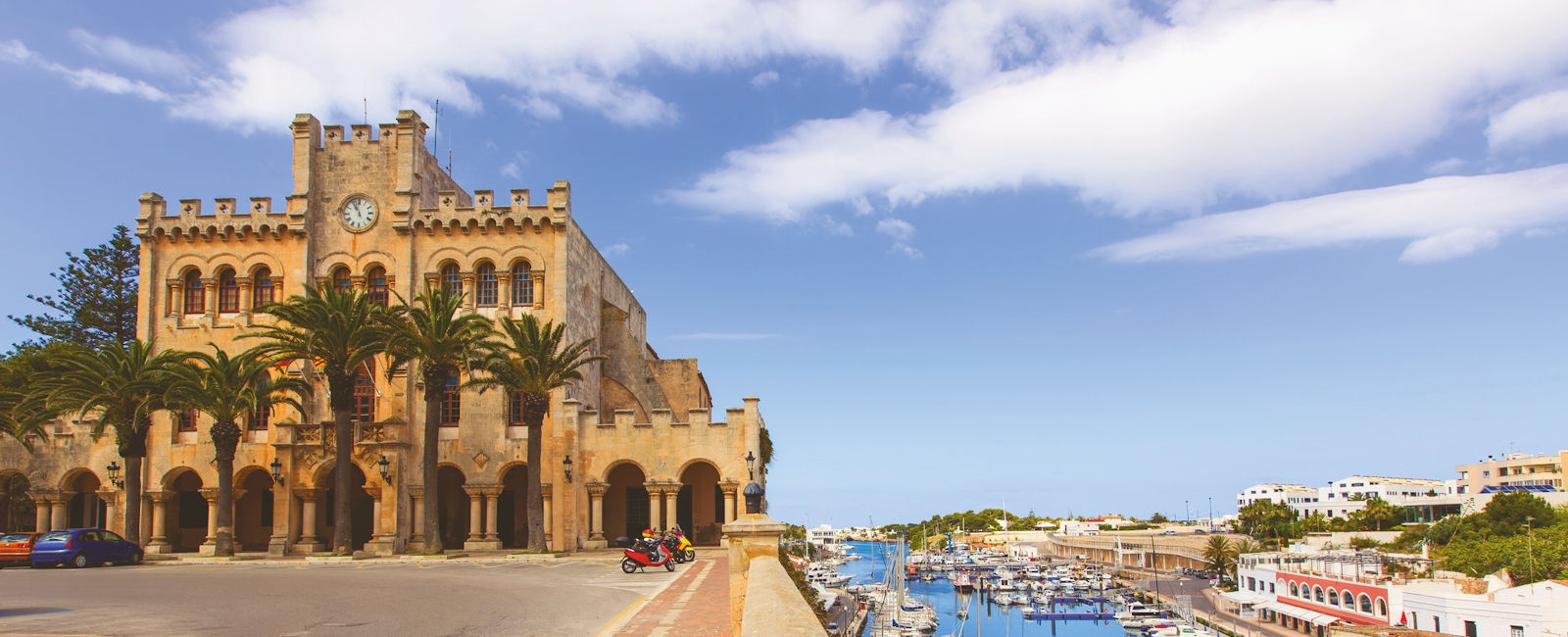 Luxury & 5-Star Hotels in Cuitadella | Classic Collection ...