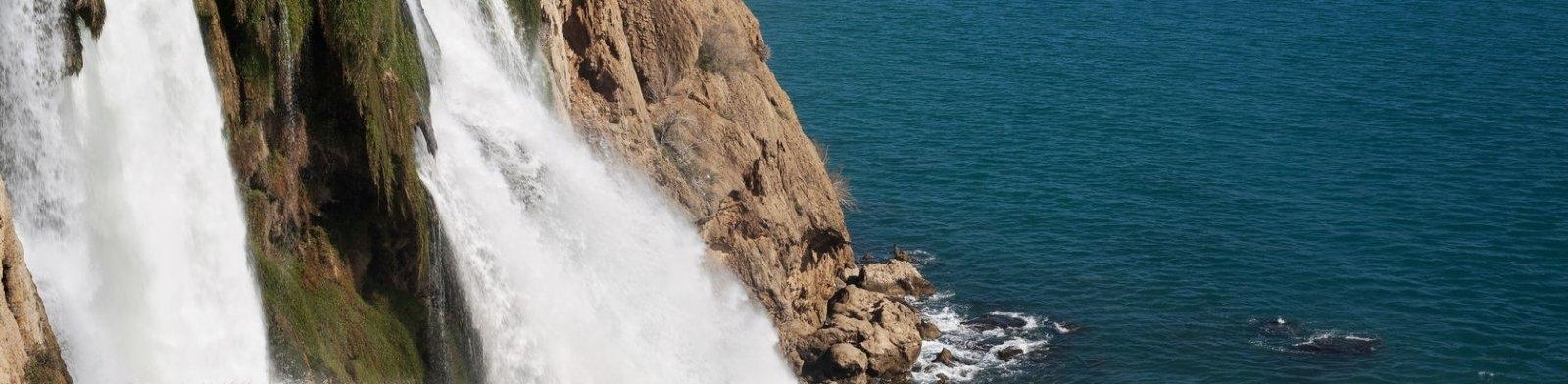 Lara waterfall