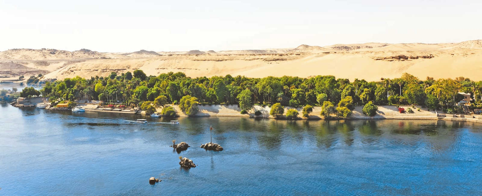 luxury holidays elephantine island