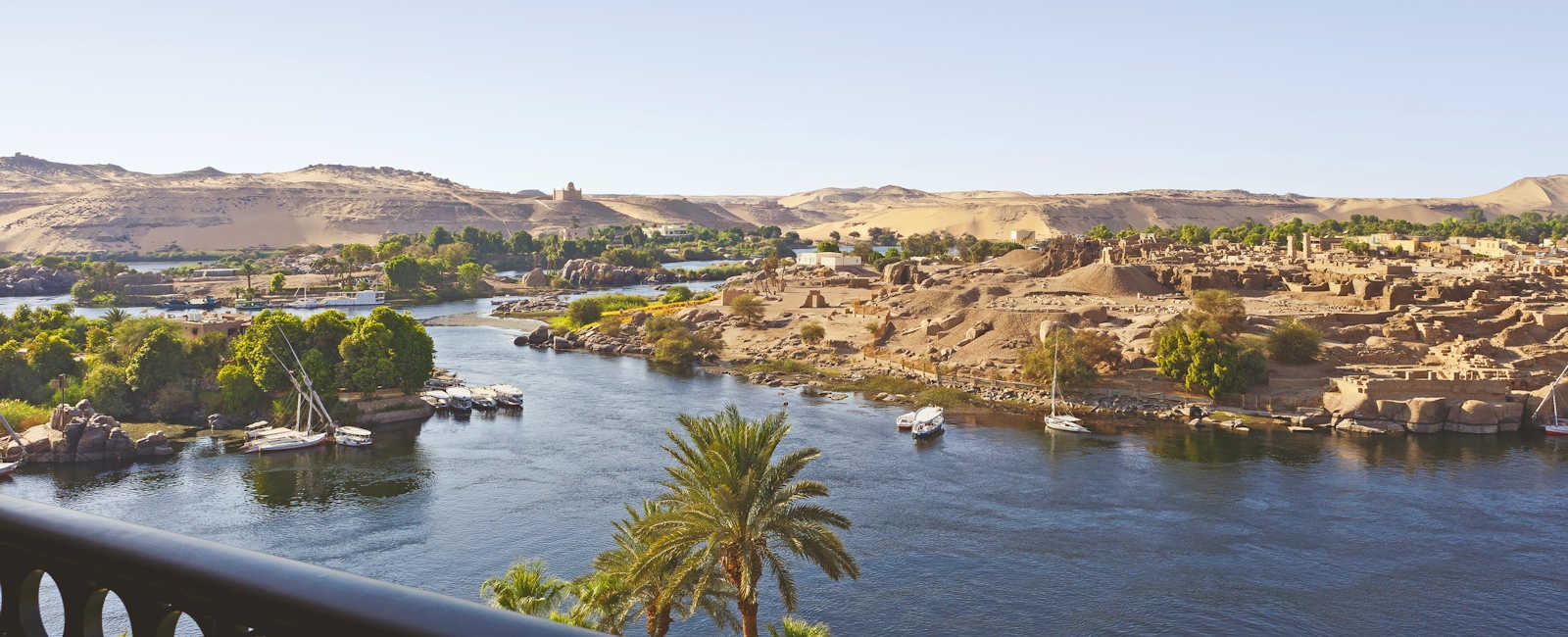 luxury aswan holidays