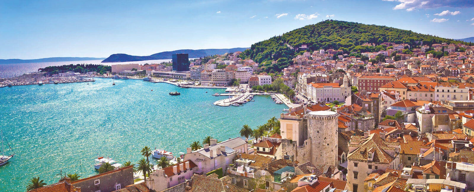 split holidays, croatia