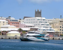 city of hamilton, bermuda