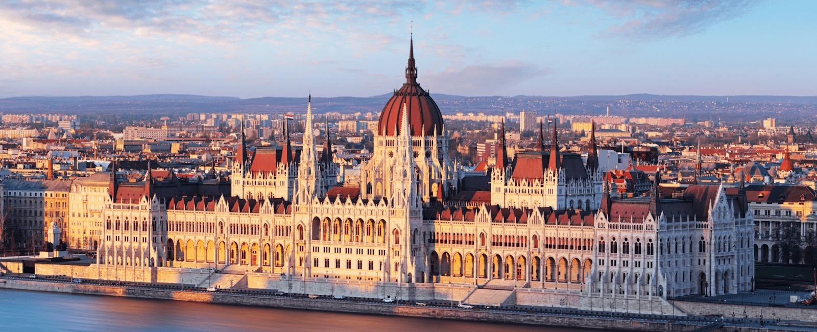 Luxury Budapest Holidays