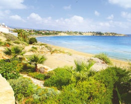 coral bay, cyprus