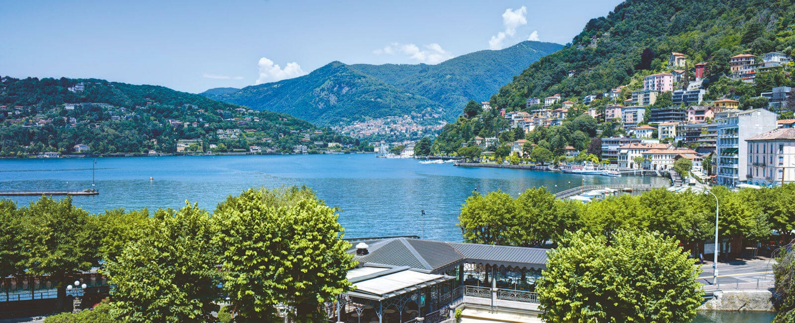 view of como, lake como