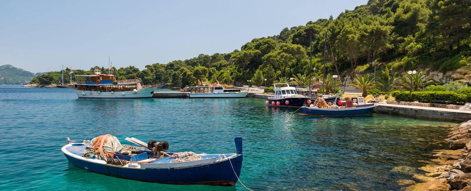 luxury mlini holidays, croatia