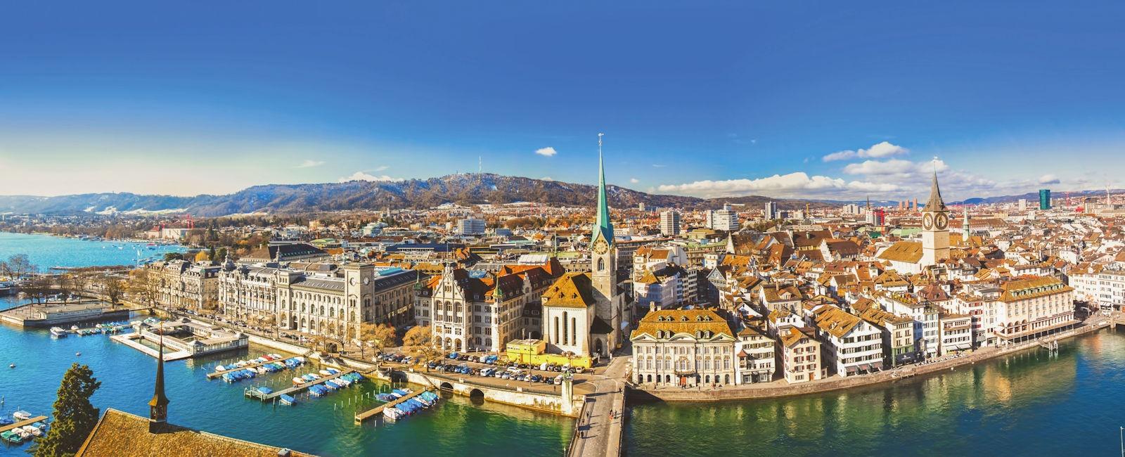 Luxury Zurich Holidays