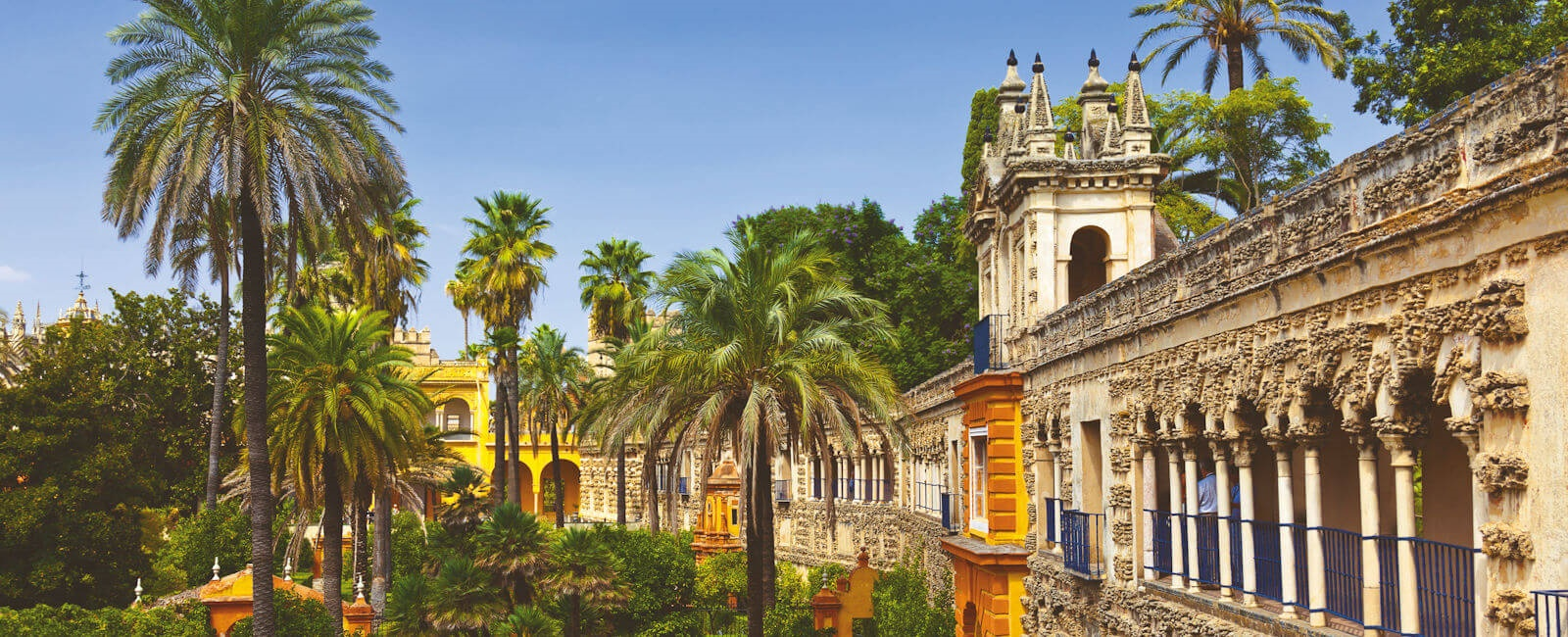 Luxury Seville Holidays