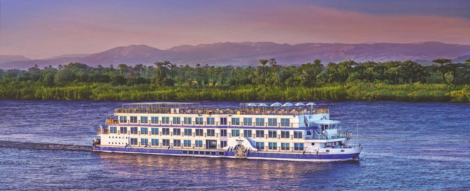 luxury nile cruises