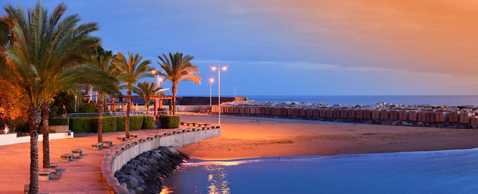 Luxury Calheta Holidays