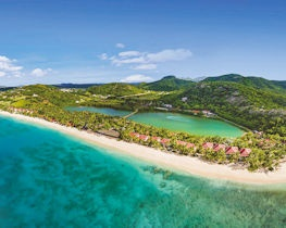 luxury galley bay, antigua