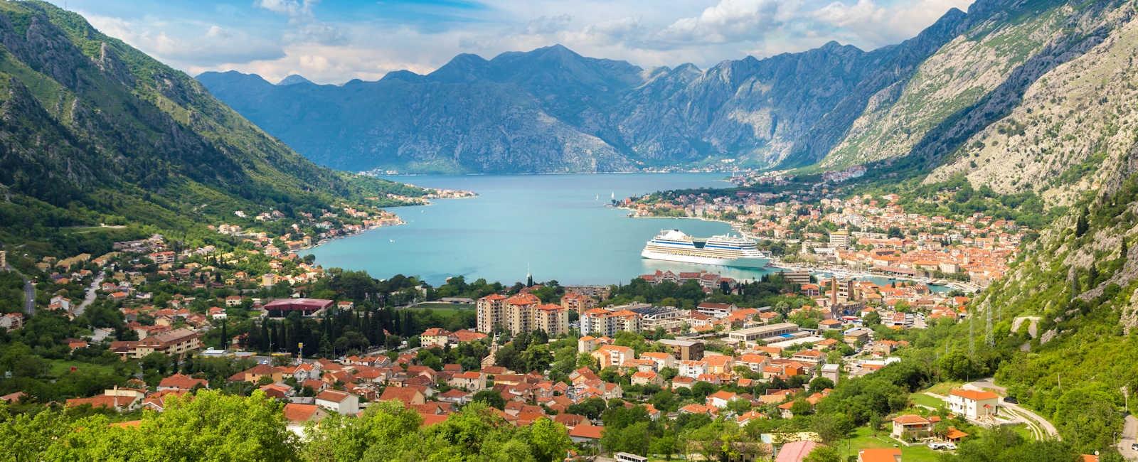 Bay of Kotor, main image