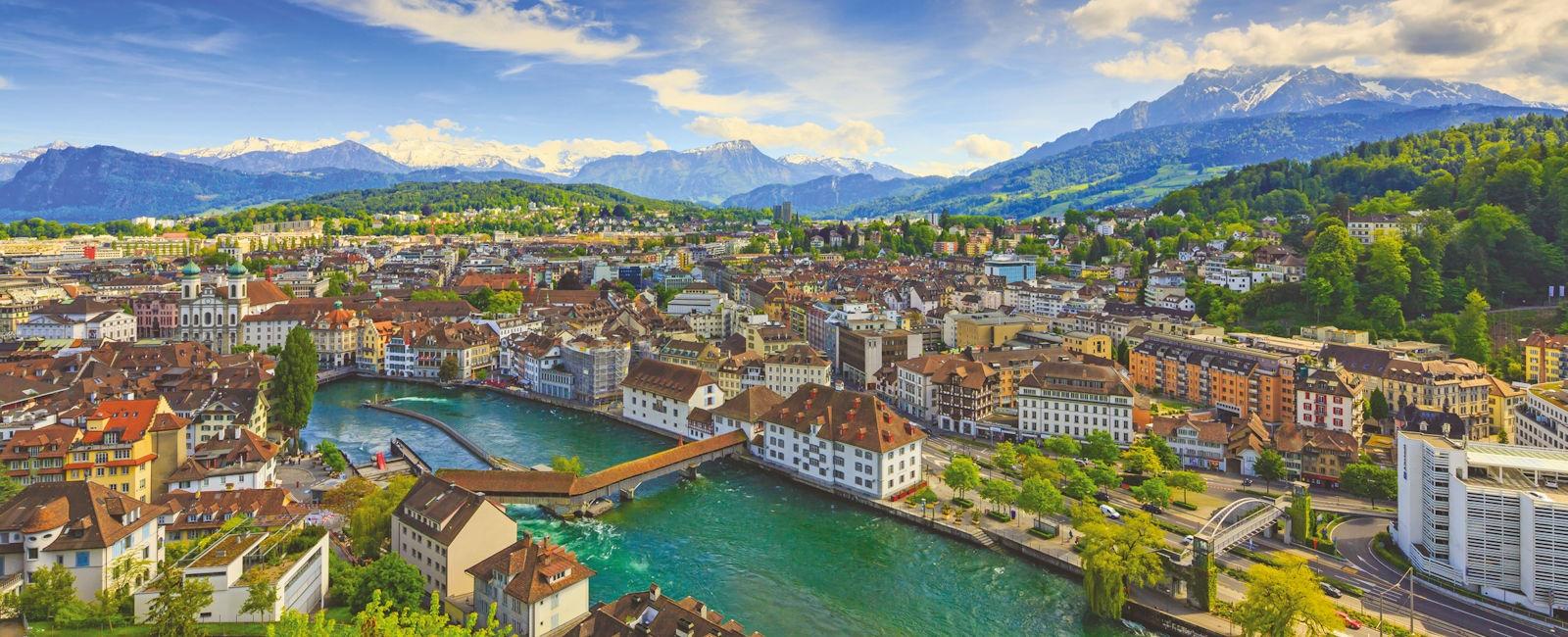 Luxury Lucerne Holidays