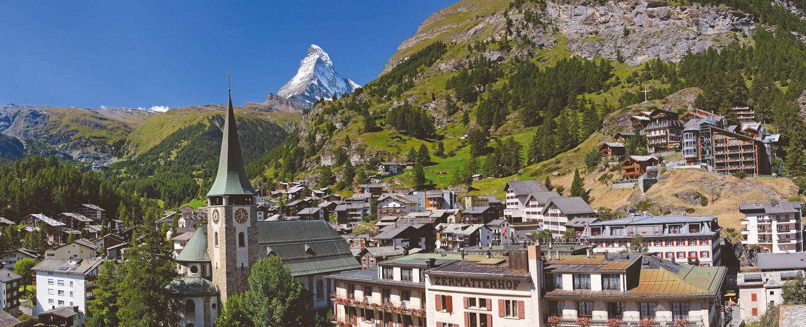 Luxury Zermatt holidays