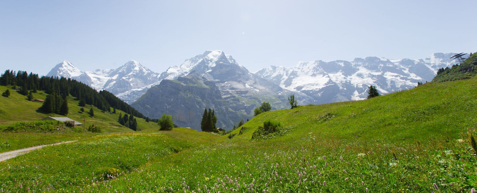Luxury Murren holidays
