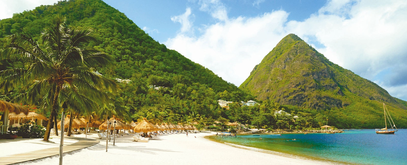 Luxury Val des Pitons Holidays