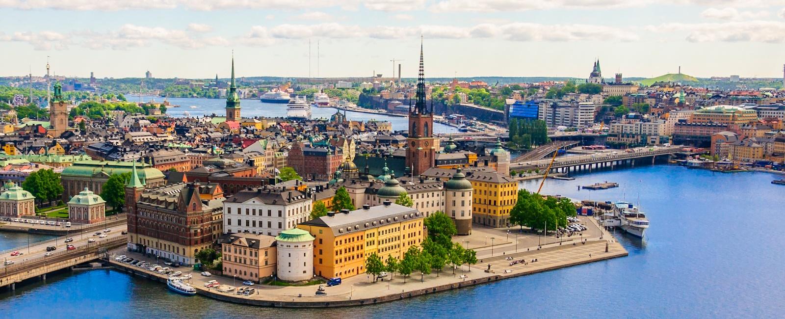 Luxury Stockholm Holidays