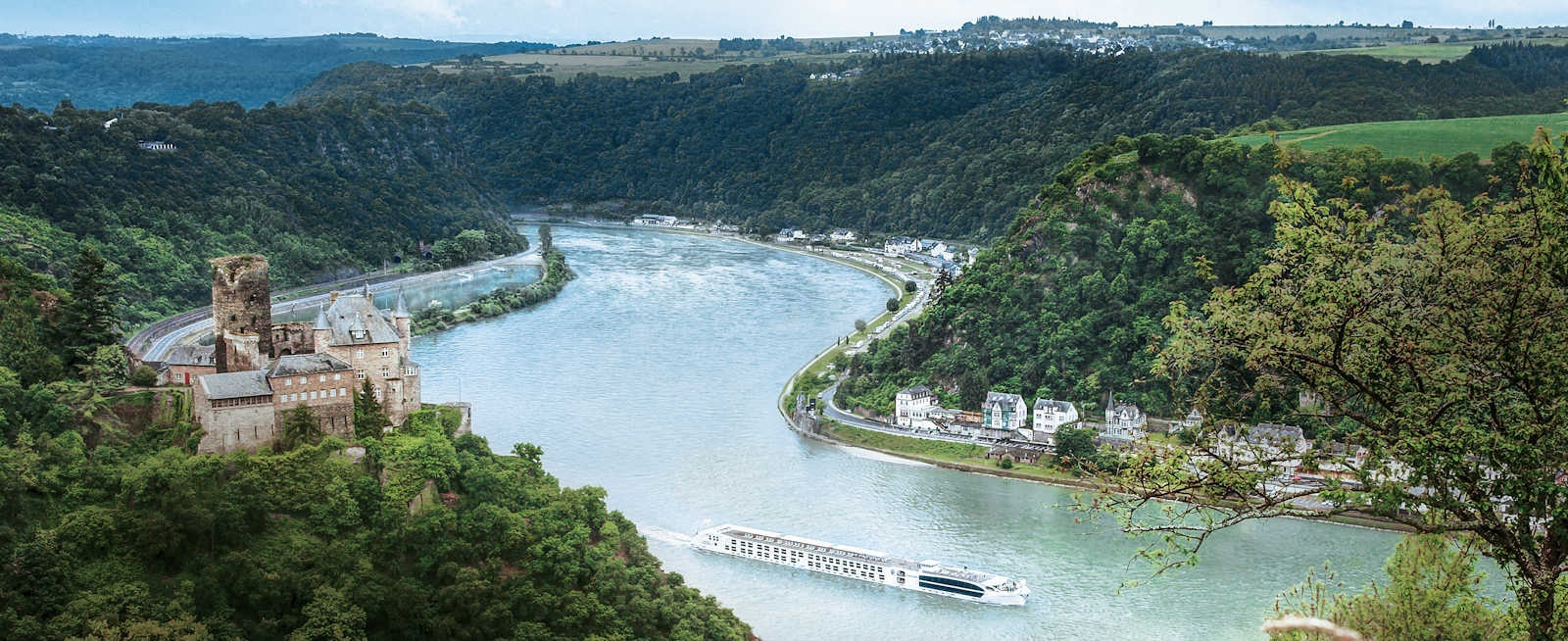 Luxury Danube Cruises