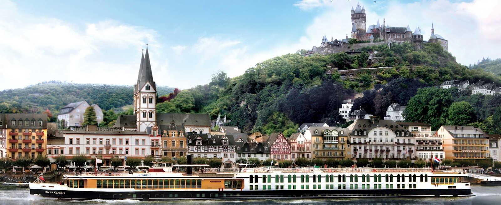 Luxury Rhine Holidays