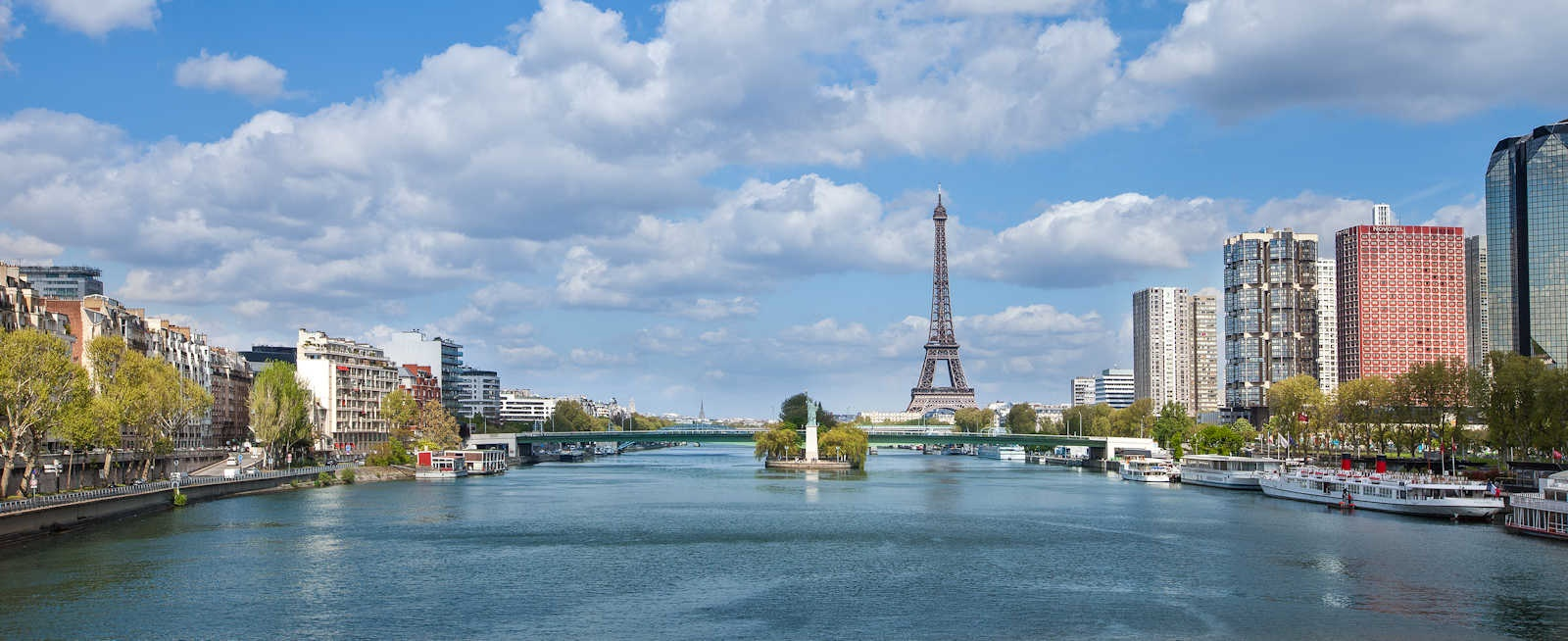 Luxury Seine Holidays