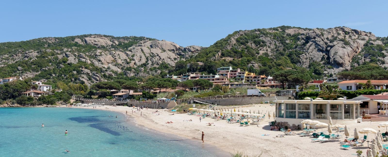 Sardinia, Baja Sardinia
