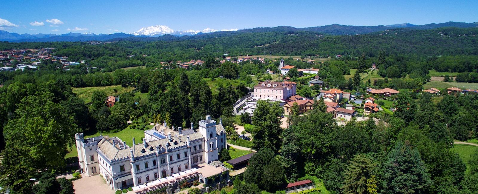 Luxury Oleggio Castello Holidays