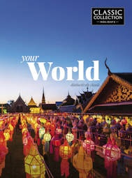 Your World brochure